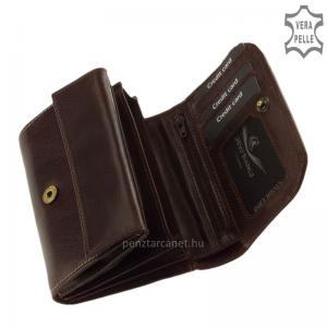 Bőr női pénztárca Corvo Bianco BV068