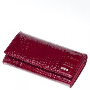 Nicole croco női bőr pénztárca C64003-044