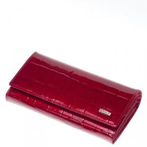Nicole croco női bőr pénztárca C64003-476