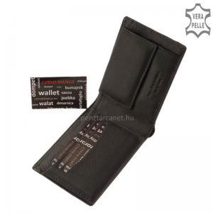 Corvo Bianco puha tapintású pénztárca SFC09