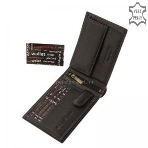 Corvo Bianco puha tapintású pénztárca SFC1021