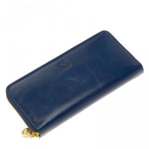 Nicole női bőr pénztárca 77006 kék