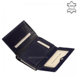 Nicole női bőr pénztárca 47009 kék