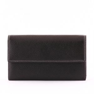 Piazza Duomo női pénztárca díszdobozos fekete L230