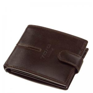 Vester bőr férfi pénztárca VCS1054-S.BAR