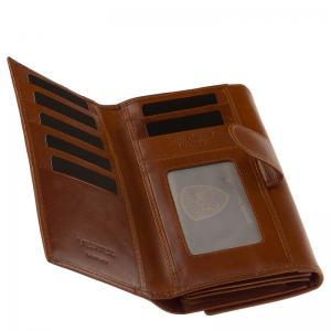 Vester bőr női pénztárca VCS155-V.BARN