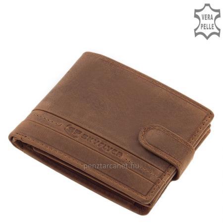Classic SKYFLYER vintage férfi pénztárca barna SVL6002L/T