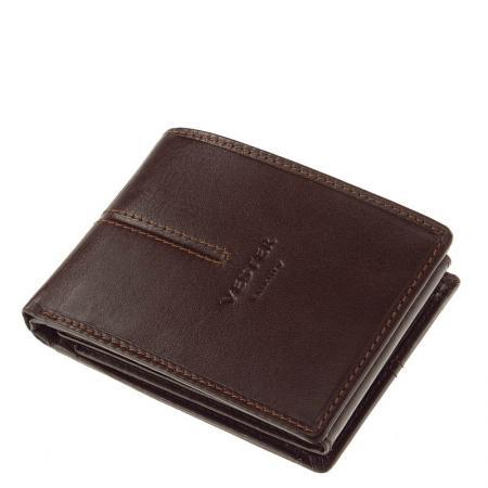 Vester bőr férfi pénztárca VCS1021-S.BAR